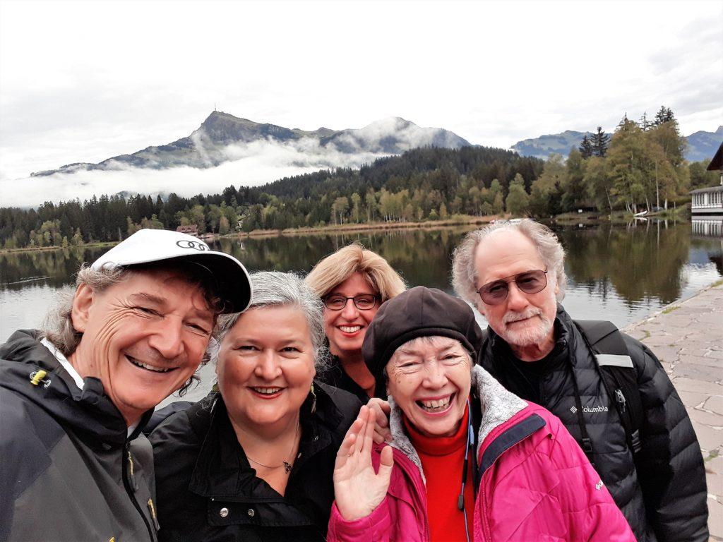 Visiting Innsbruck Traveling Together
