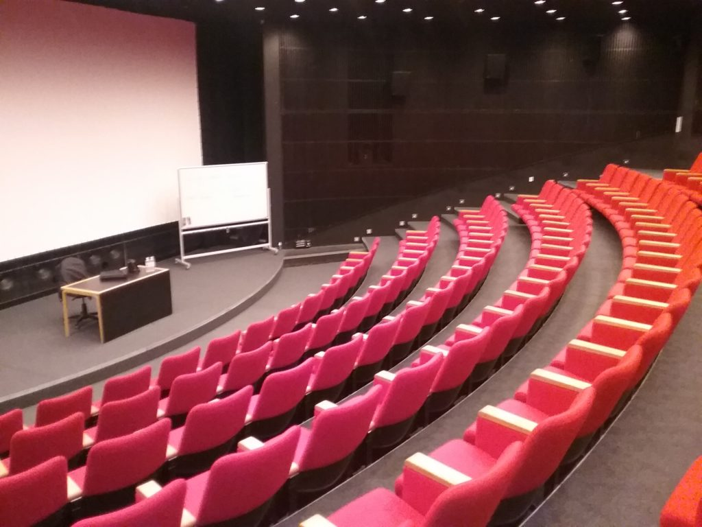 Danish Film School Workshop Venue